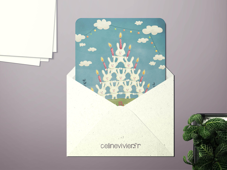 Celine Vivier Illustrateur carte Lyon