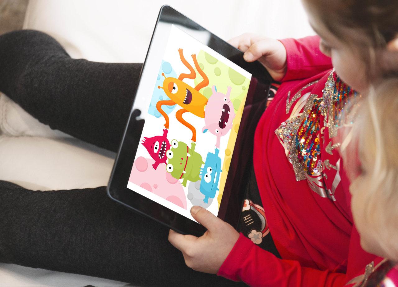 Celine Vivier Illustrateur jeux éducatifs Lyon